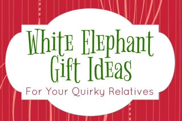 Whenever our family has a Dirty Santa gift exchange, I'm always surprised by the things people steal because they like them! Goes to show we all have our quirks! Check out these white elephant gift ideas to find something for every crazy, quirky, offbeat person you know! #ad #worldmarkettribe #JoyToTheWorldMarket