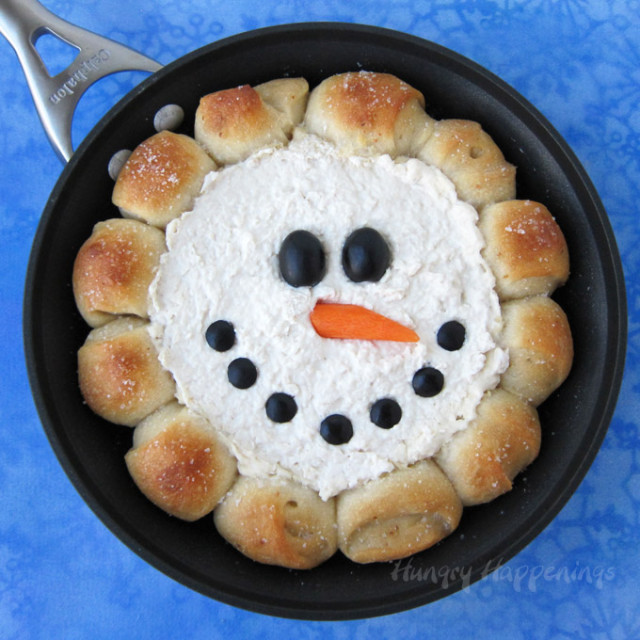 50+ Snowman Snacks For Cold Winter Days
