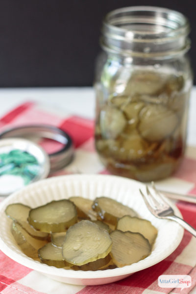 Delicious & Easy 14-Day Sweet Pickle Recipe