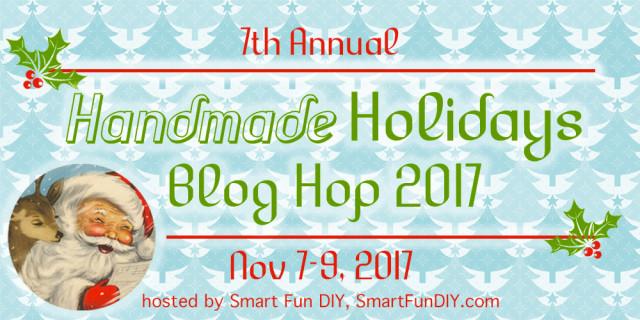 More than 100 handmade holiday decor, gift ideas and holiday recipes. #HandmadeHolidays