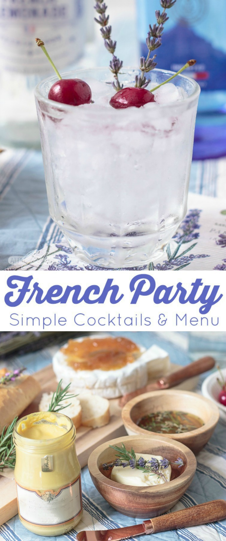 Msg 4 21+: #ad Master the art of effortless entertaining with a French-inspired cocktail party, featuring easy-to-prepare appetizers and a simple vodka lemonade cocktail, made with award-winning French @PinnacleVodka and garnished with lavender. Pinnacle® Original Vodka is an exquisite, smooth, award-winning French vodka that is crafted using the highest quality French ingredients #pinnaclevodka #frenchentertaining #frenchfood #lemonadecocktail