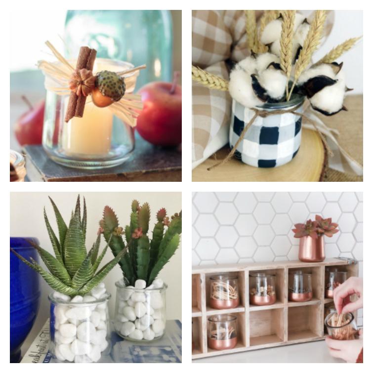 Beautiful Diy Crafts You Can Make From A Oui Yogurt Jar