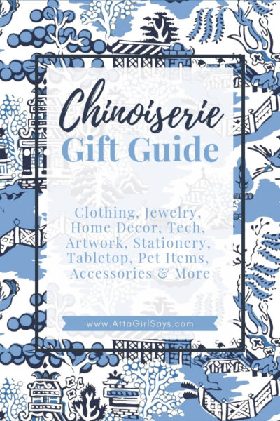 Ultimate Chinoiserie Gift Guide