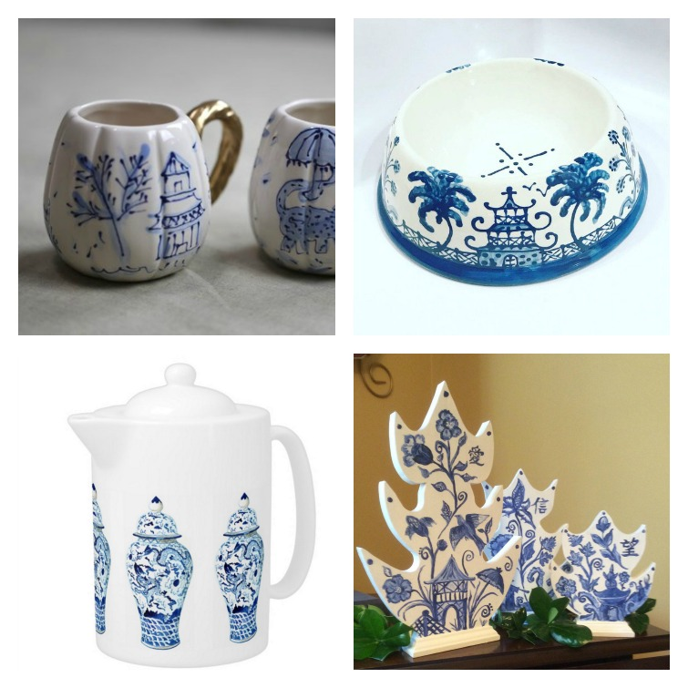 unique chinoiserie gifts