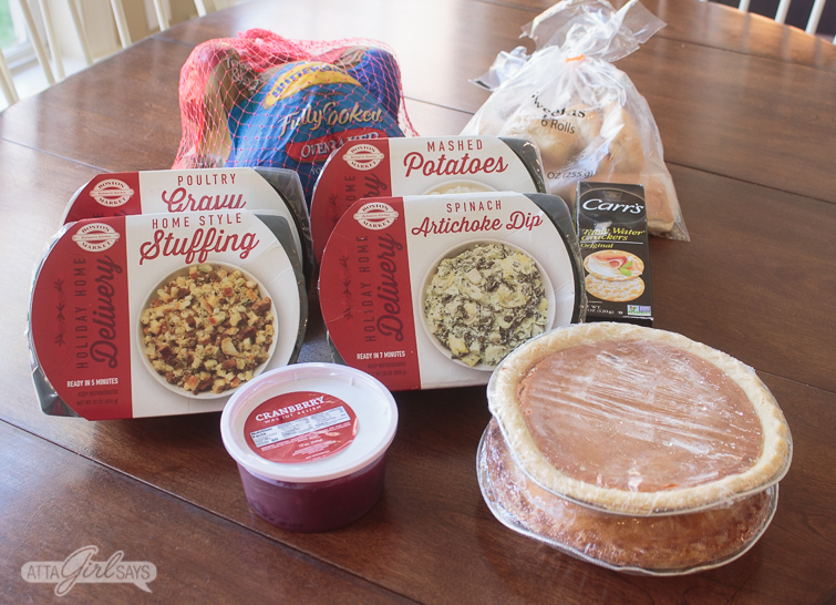 Boston Market frozen holiday meal for 12 makes an easy Thanksgiving dinner