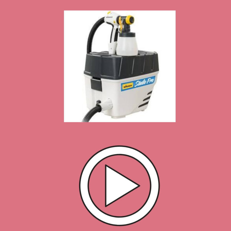 Wagner paint sprayer how to video