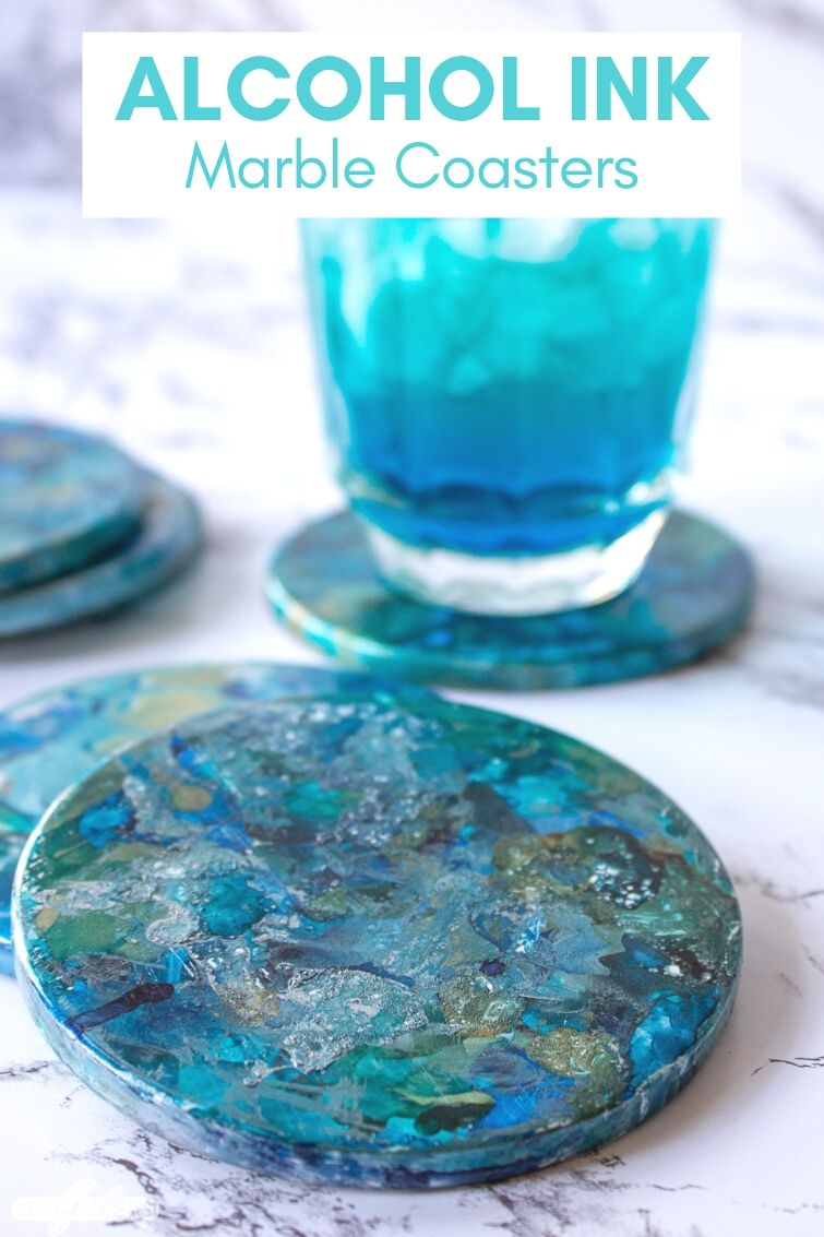 Alcohol Ink Coasters Drink Coasters| Hexagon Coasters Wedding Gift Mothers Day Ceramic Coasters Unique Gift Handcrafted Coasters