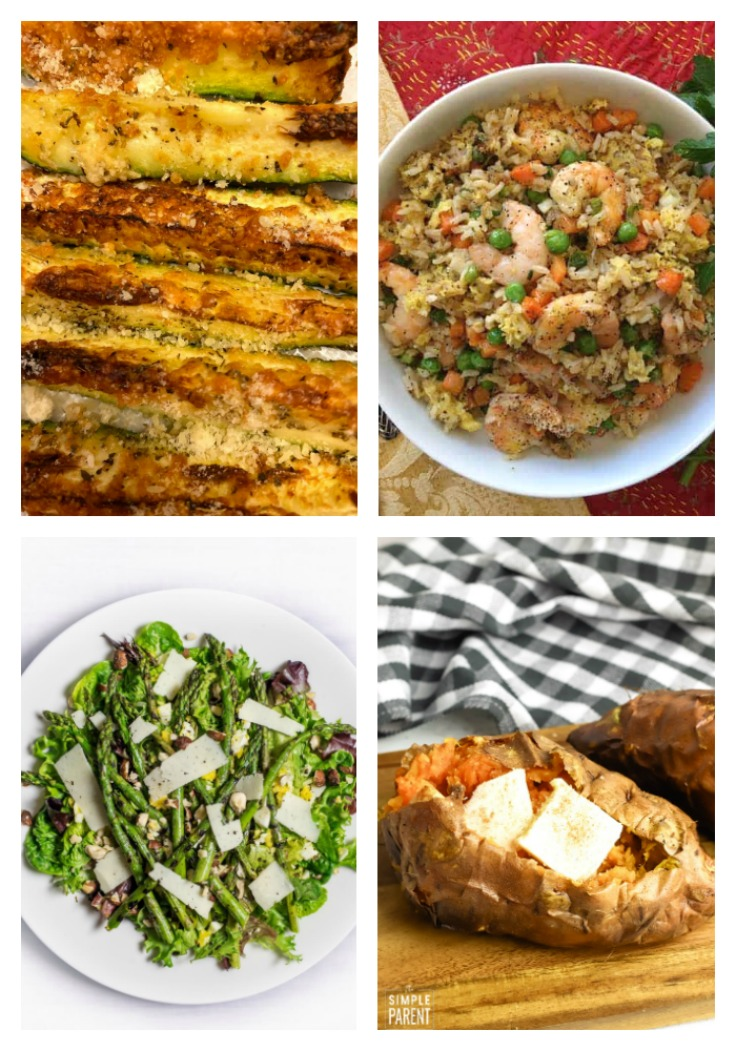 side dishes you can make in an air fryer