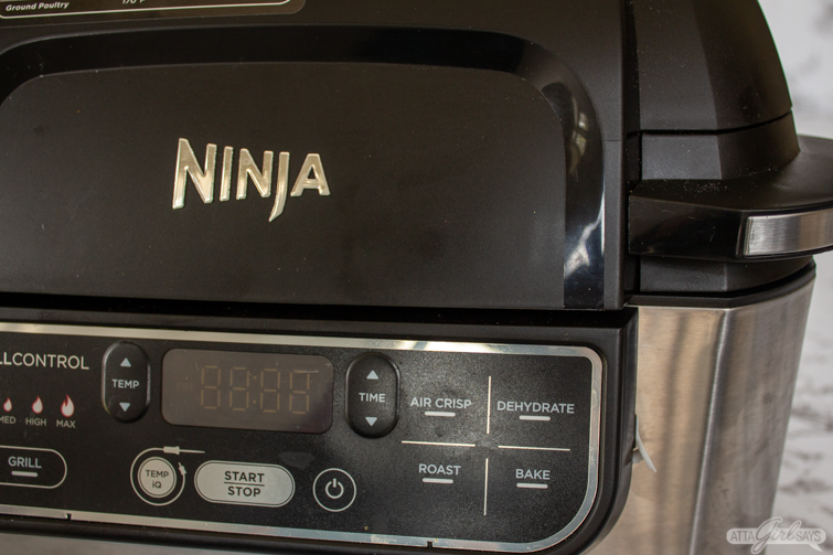 Ninja Foodi Grill air fryer