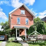 SORRY IT'S SOLD! 512 Bolivar in the Peterborough Avenues