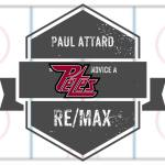 The Paul Attard Re/Max Novice A Peterborough Petes 2017-18