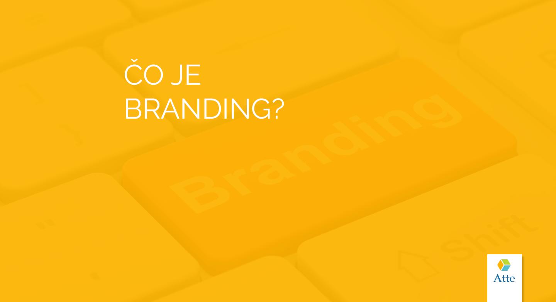 Čo je branding