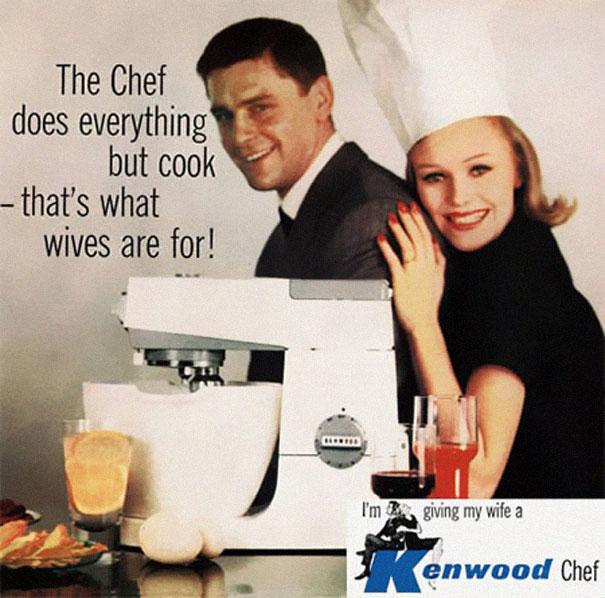 Ženy majú variť