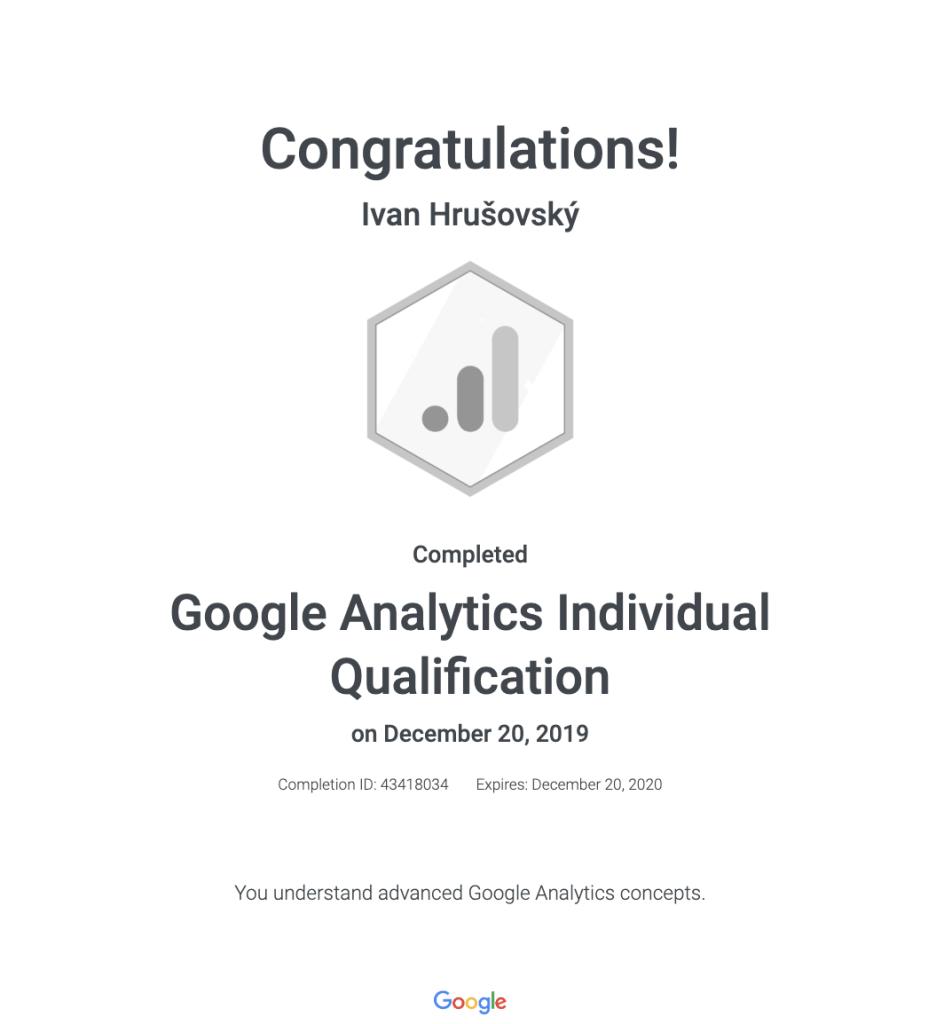 Atte je Google Partner
