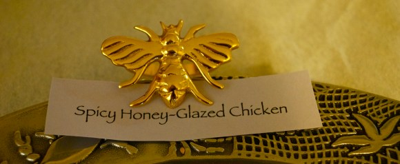 I love these napkin rings with a vengence