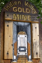 Indian Valley Gold Mine
