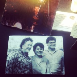 Junny with Julia Child