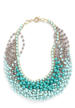 Large, bib necklace from Modcloth