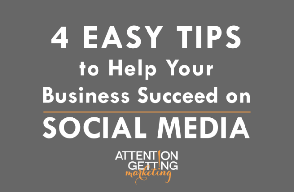 BUSINESS TIPS SOCIAL MEDIA