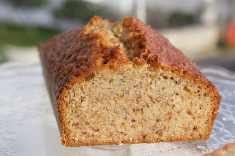 Cake financier de Christophe Michalak
