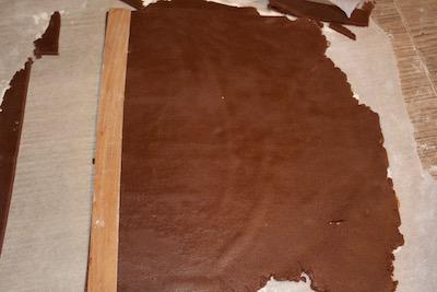 Tarte 100% chocolat de Ernst Knam