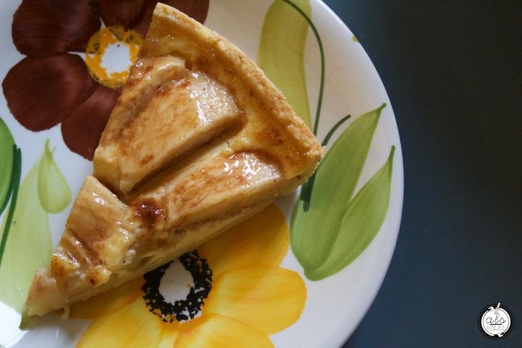 """Tarte aux pommes Suisse """"Style"""""""