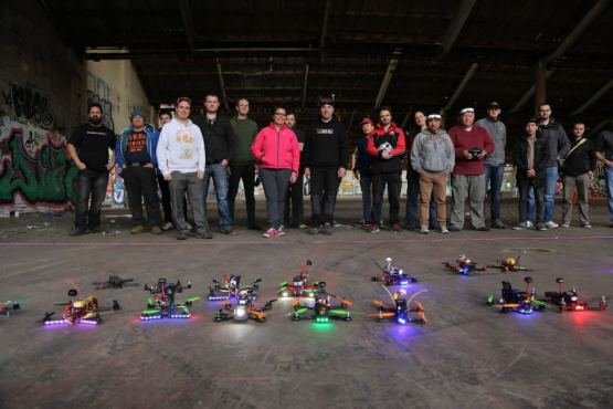 Drones can of course be used purely for recreational purposes. You can race with them, and even participate in competitions against other drone owners/creators. Right now, you can sign up for the Nordic Drone Games 2016 in Denmark: https://universe.ida.dk/nordic-drone-games_eng/tilmeld-dig-nordic-drone-games-2016/
