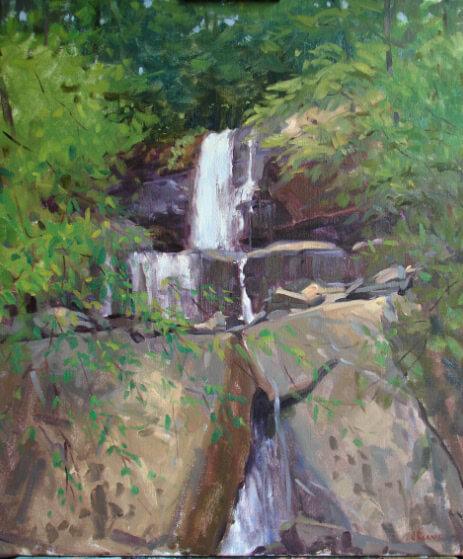Ashley Falls by Judith Reeve