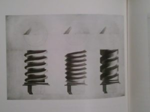 Eakins, Three Spirals, 1860