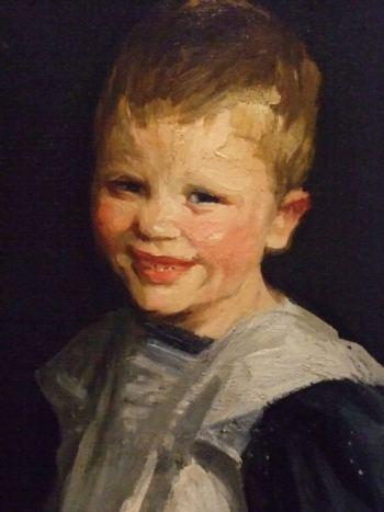 Robert Henri, Portrait of Cori, 1907