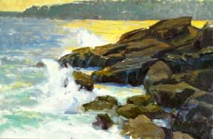Setting Sun, Otter Point