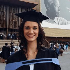 Madelaine Ferreira – BCom Bemarking Unisa 2014