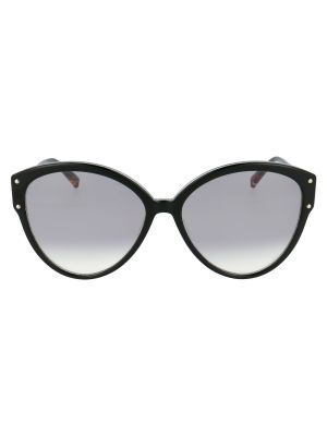 MISSONI WOMEN'S MIS0004S8079O BLACK METAL SUNGLASSES