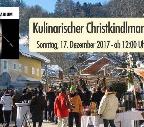 Kulinarischer Advent 2017 in Nussdorf am Attersee