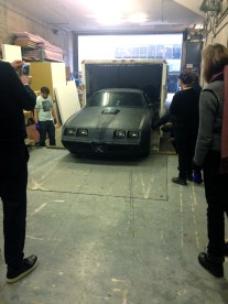 Trans AM Apocalypse No. 3 arrives in the AGH loading dock