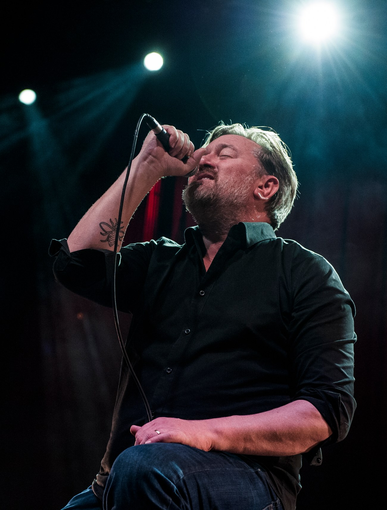 elbow the ritz manchester by mike ainscoe 15.10.19 7