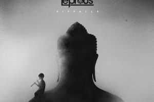 leprous - pitfalls album cover