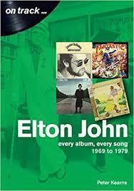 elton john on track