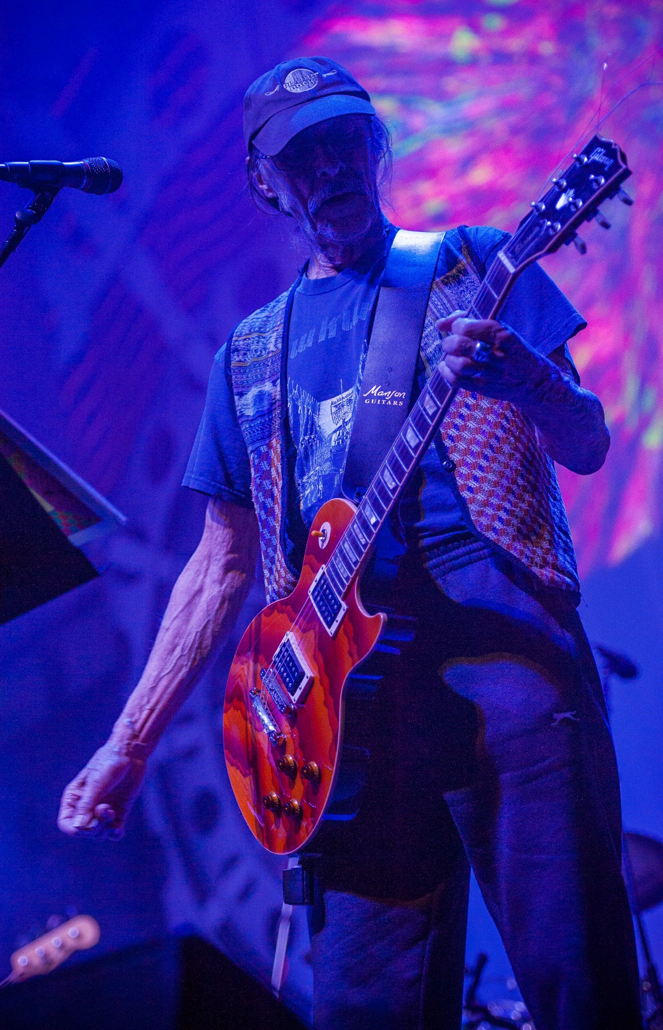 hawkwind manchester albert hall 15.11.19 by mike ainscoe 7