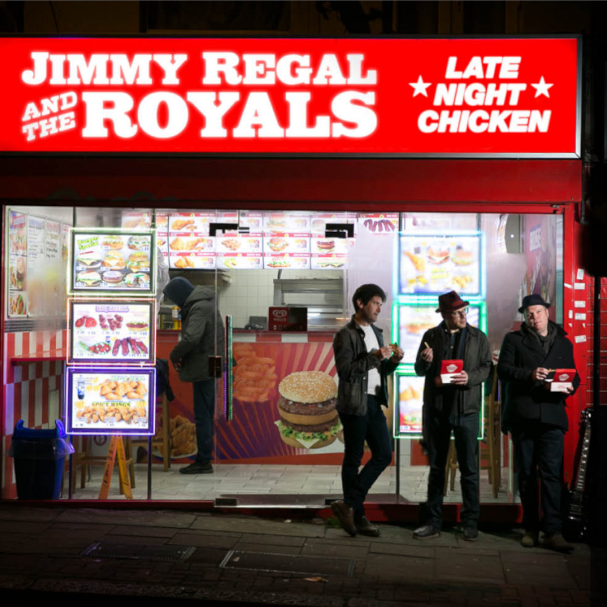 jimmy regal and the royals late night chicken