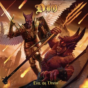 cover Dio - Evil or Divine Digital Tracklist