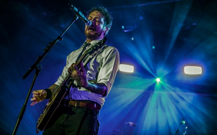 frank turner by mike ainscoe