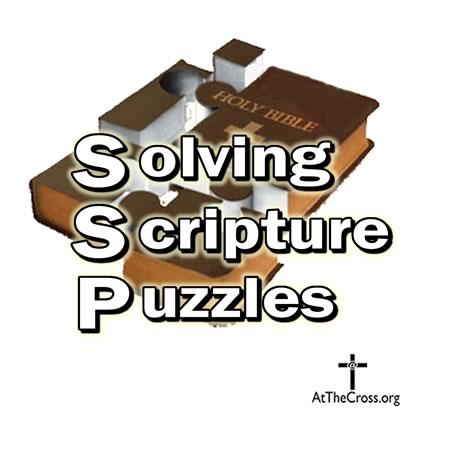Solving Scripture Puzzles