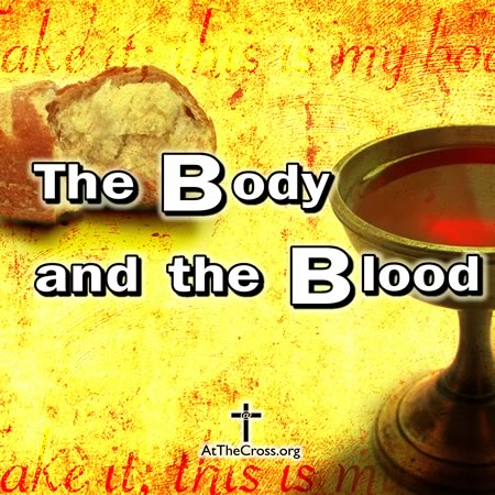 The Body and the Blood, Communion