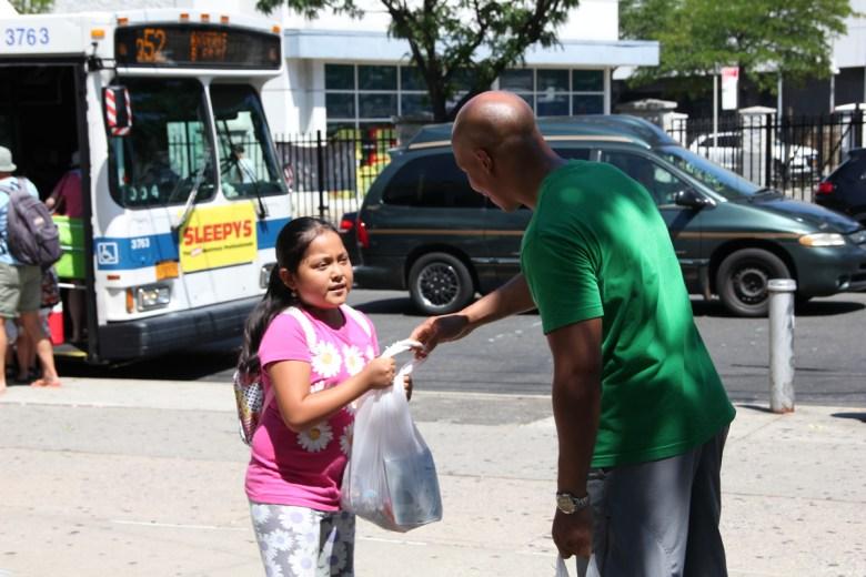 CCATC Outreach on July 23, 2016