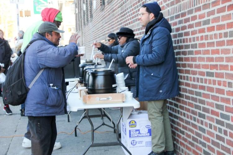 2017 Thanksgiving Outreach