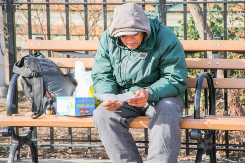 Street Outreach - January 27, 2018