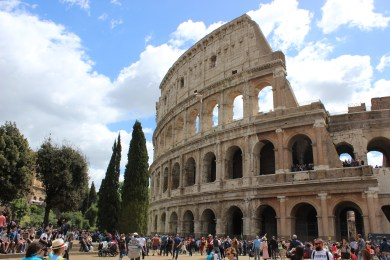 The must see of Rome – Colosseum