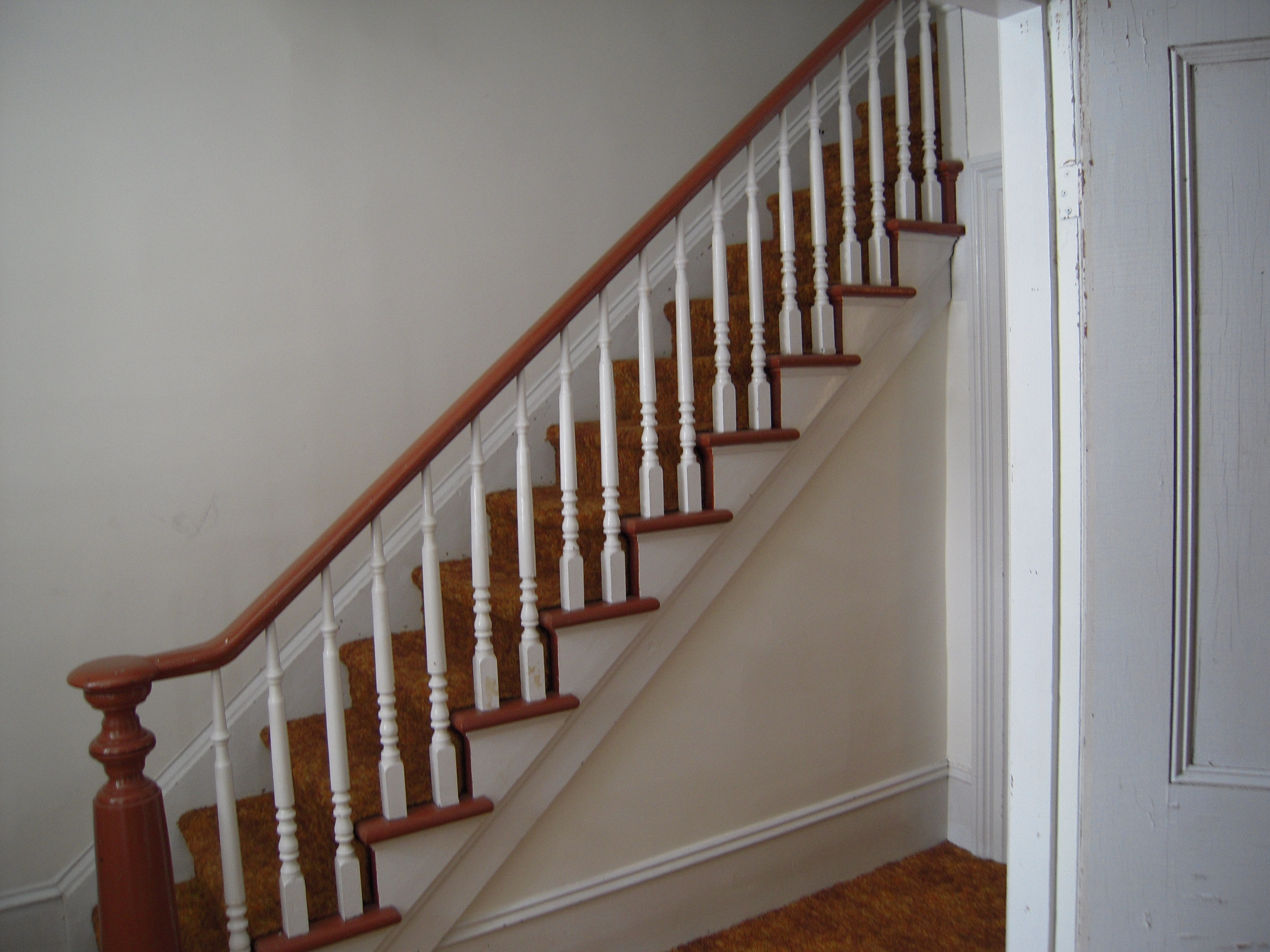 Why Are There Two Staircases?