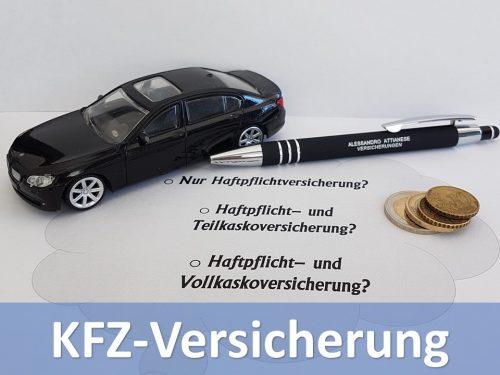 KFZ-Haftpflicht